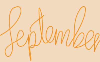 September actiemaand